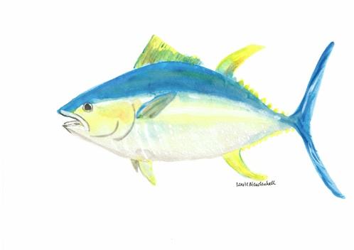 Big Tuna PRINT