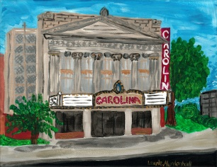 Carolina Theater PRINT