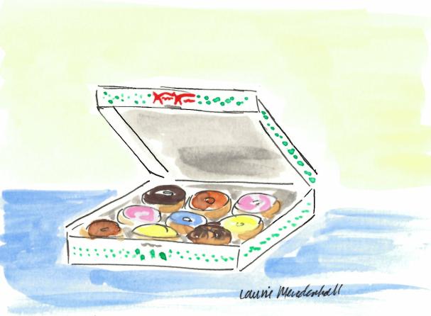 Doughnuts PRINT