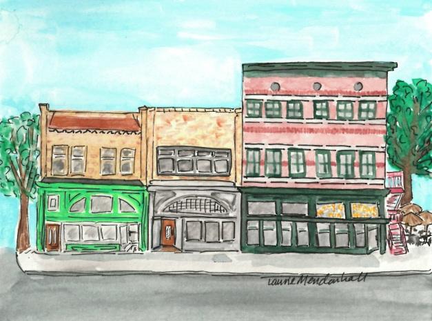 Natty Greens Block, Greensboro