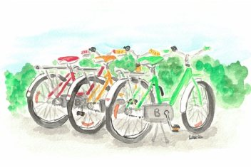 Buzzy Bikes